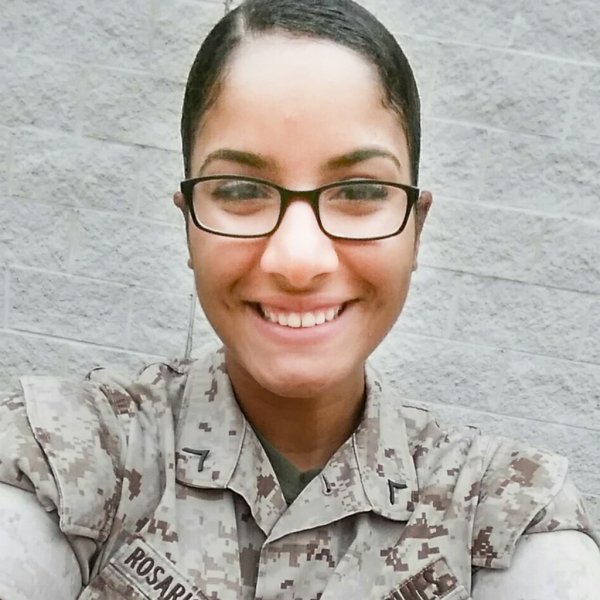 Marine Corps Sgt. Johanny Rosariopichardo, 25, of Lawrence, Massachusetts.