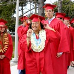 Pacific Grove High School graduates