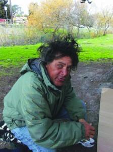 homeless luis