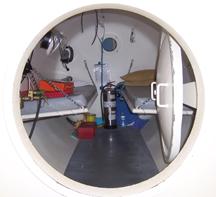 hyperbaric chamber inside web