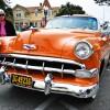 rust orange car-0349