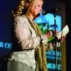 Emcee, producer Linda Dryden-0430