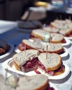 jewish food festival article - pastrami on rye