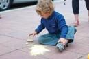 my chalk dust pile-1055