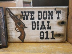 we don't dial