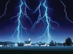 lightning by kelly