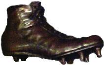 Shoe trophy