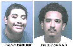 Gang members arrested in Seaside