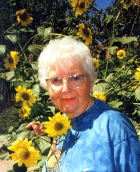 The late Helen Johnson