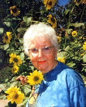 The late Helen Johnson