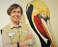Gail Griffin, longtime Museum volunteer