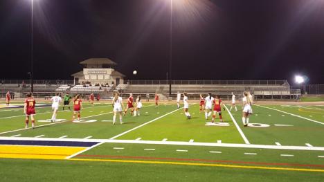 CCS Div II Girl's Soccer