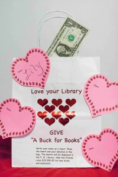 bucks for Books Bag