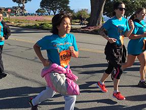 3K runner