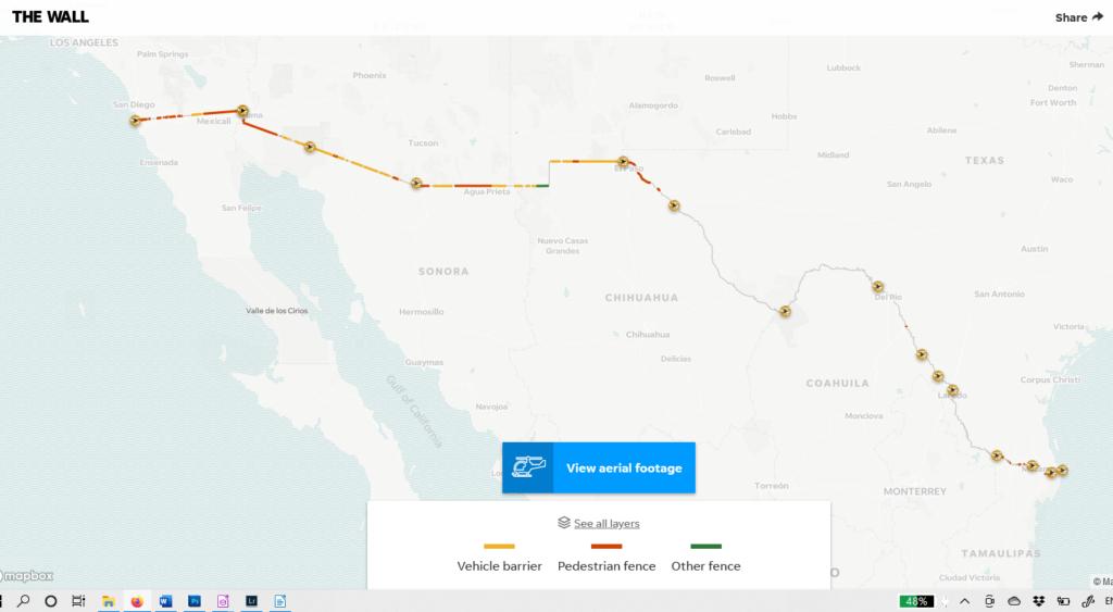 Border with Mexico